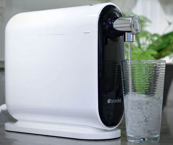 Countertop Water Filter Enjoy Filtered Water Quickly And