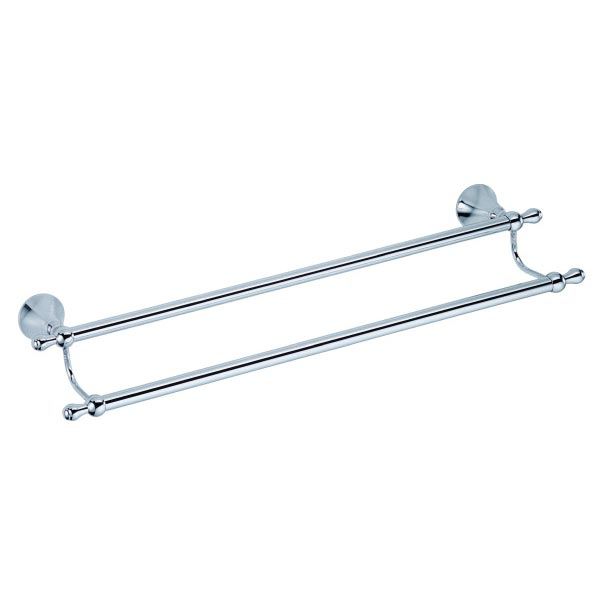 Danze chrome double towel bar