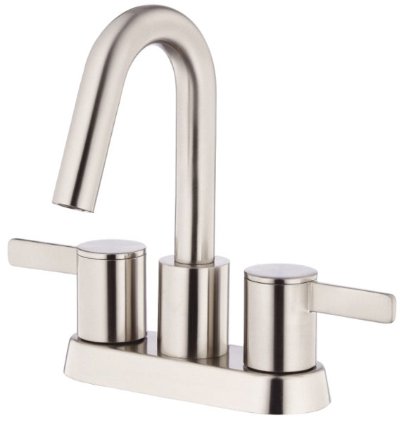 D301130BN Amalfi Centerset Bathroom Faucet - Brushed Nickel