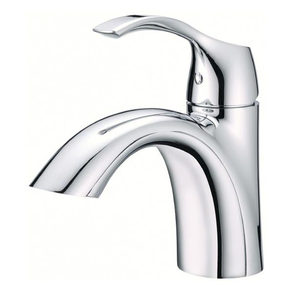 Danze Antioch chrome single handle bathroom faucet