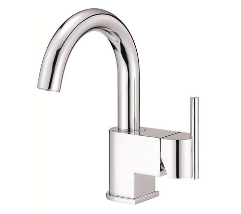 an image of the Danze Como single handle bathroom faucet