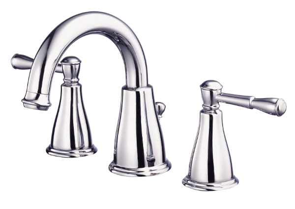 Bathroom Faucets Chrome : Danze Watersense? eco-friendly widespread bathroom faucets