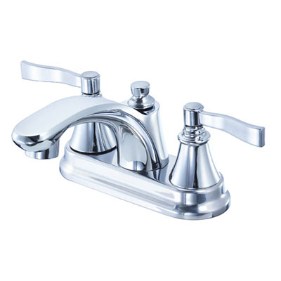 Danze Aerial collection two handle centerset bathroom faucet