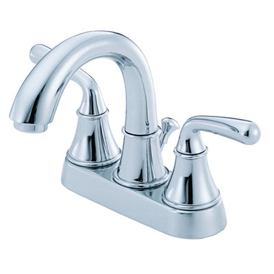 Danze Bannockburn collection two handle centerset bathroom faucet