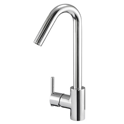 Danze Cain collection single handle kitchen faucet