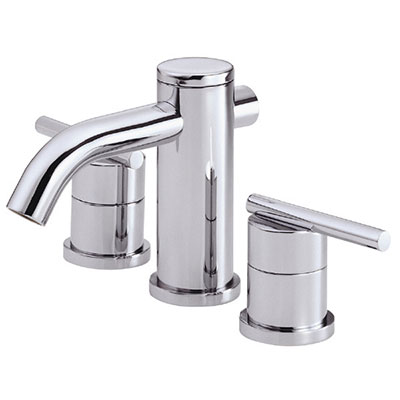 Danze Parma collection two handle widespread bathroom faucet