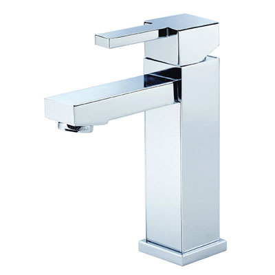 Danze Reef collection single handle bathroom faucet