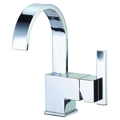 Danze Sirius collection single handle bathroom faucet