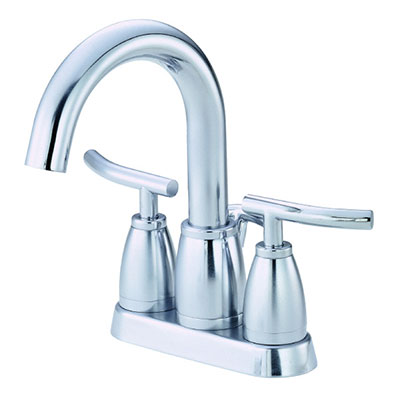 Danze Sonora collection two handle centerset bathroom faucet