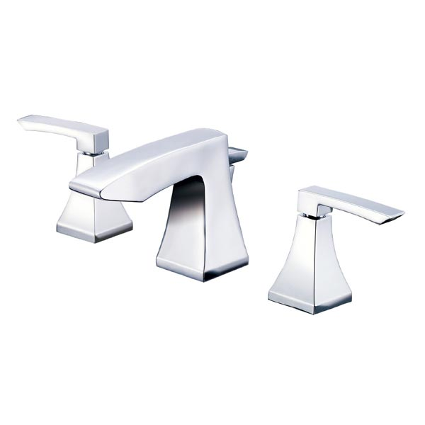 Danze Logan Square widespread lav faucet