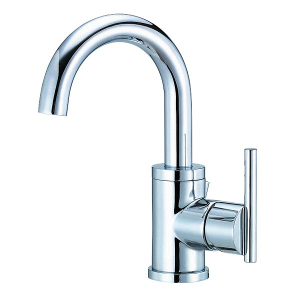 Danze Parma chrome single handle bathroom faucet. Danze  bathroom faucets   The Parma  Collection