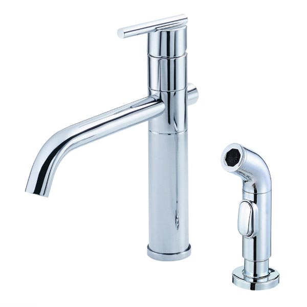 Wonderful Parma Collection Kitchen Faucet With Side Spray