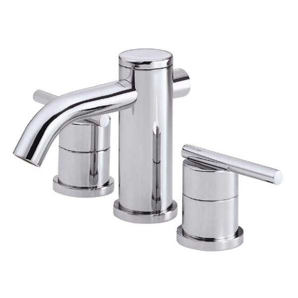 Danze Parma mini widespread bathroom faucet