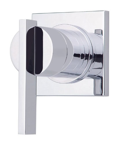Sirius volume control trim - chrome finish