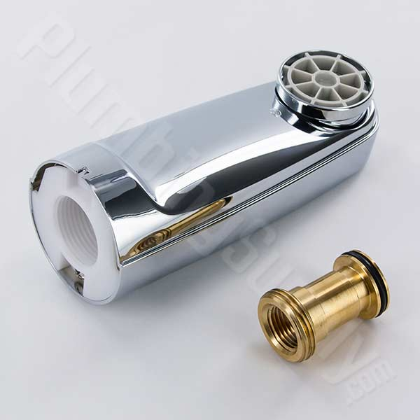 Attractive Image Of The Tub Spout With Brass Insert Adapters Brass Adapter Type Spout