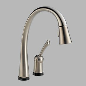 Delta Kitchen Faucets With Diamond Seal Technology