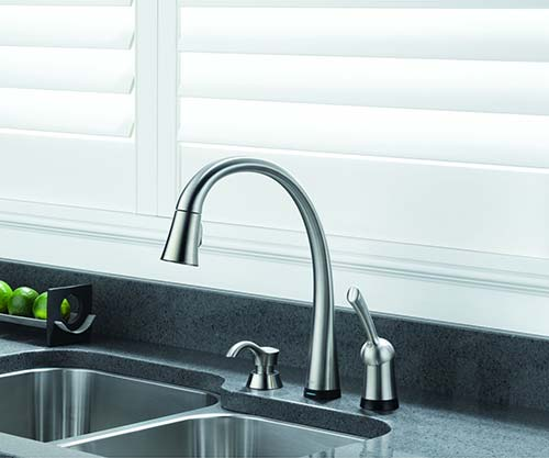 Kitchen Faucet Water Stops And Starts
