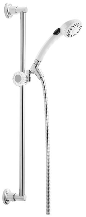Wall Bar Hand Shower Units By Delta