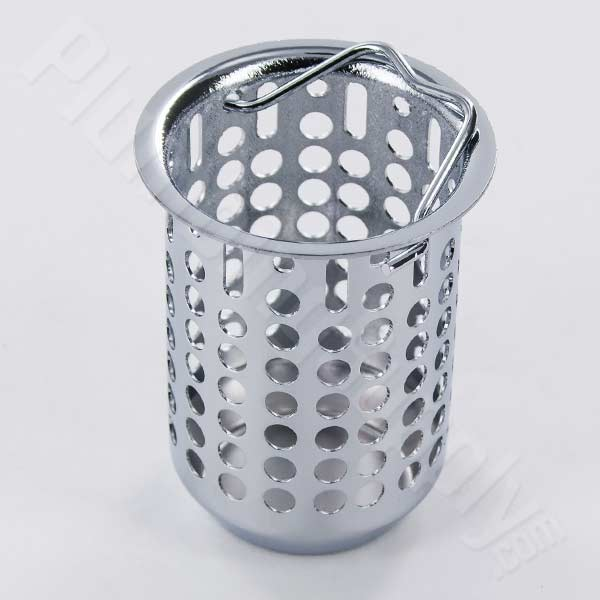 Deluxe Basket Strainers For Kitchen And Bar Sinks