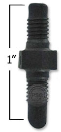 threaded riser adapter