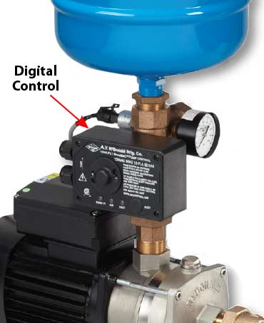 Booster Pump Systems For Residential And Light Commercial Use