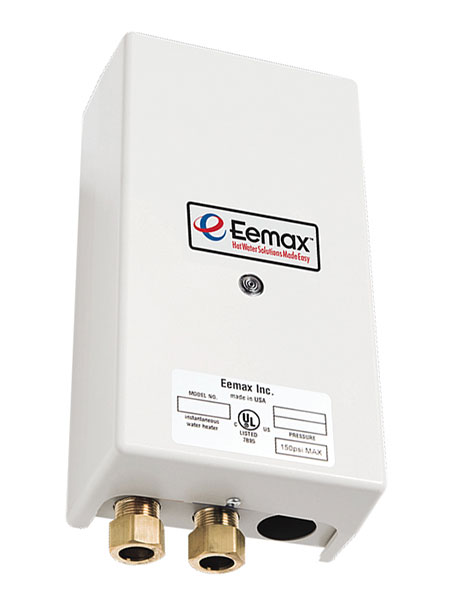 Eemax Tankless Water Heaters Thermostatic Models