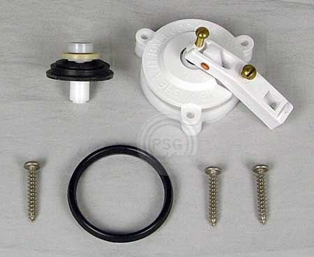 Eljer Tennison Series Toilet Repair Parts