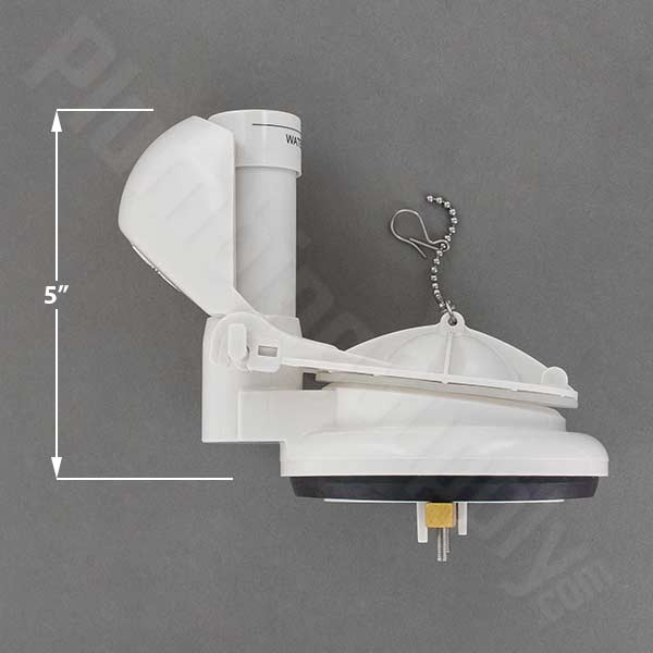 Eljer counter balance flush valve