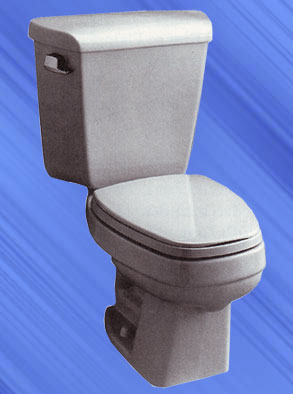 Emblem Ultra Saver 091-1510, 091-1515 Toilet