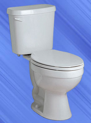 Series III Cypress toilet