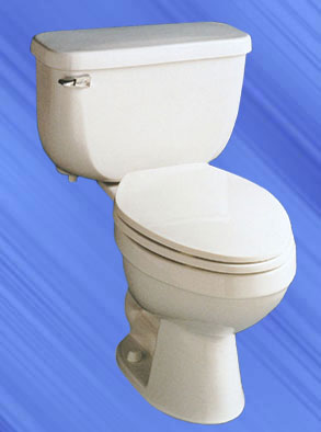 Series III Patriot 17inch Toilet