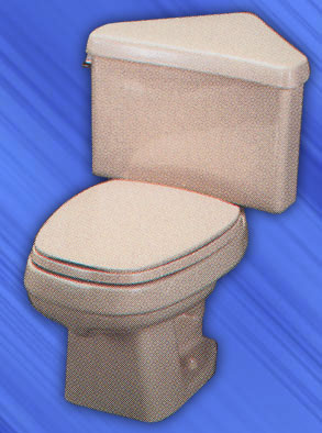 Triangle Ultra One series toilet