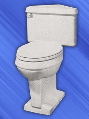 Trigeian series toilet