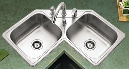 Enex Drop In Sink   Legend Series # LCR 3221