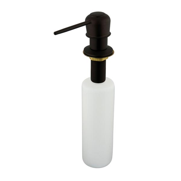Eod Oil Rubbed Bronze Sleek Soap Dispenser