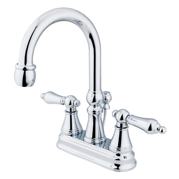 Two Handle Bathroom Faucets In Many Styles