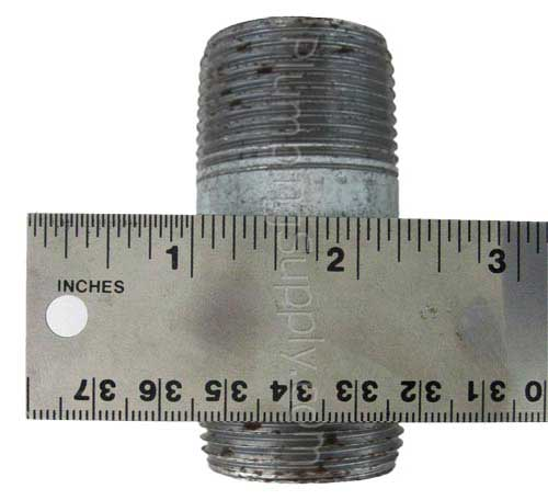 example of how to measure outside diameter of IPS pipe