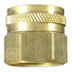 image of 3/4 inch female hose thread (fht) x female iron pipe size swivel fitting