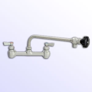 Fisher no-lead commercial faucet #54666