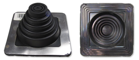 Vent Stack Sealing