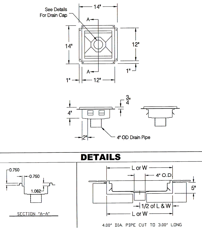 Drain And Floor Covers