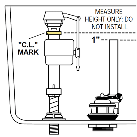 How To Replace A Fill Valve