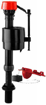 toilet fill valve and flapper. Fluidmaster Pro45c Toilet Fill Valve Kit With Flapper Replacement Toilet Fill Valves