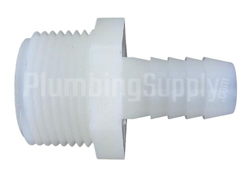 Food Grade Barbed Male Adapter