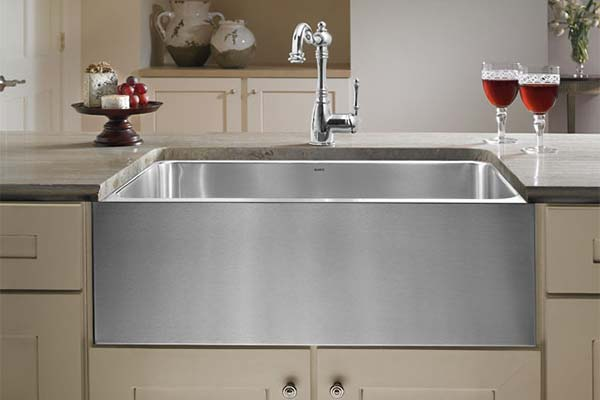 Apron Front And Farmhouse Sinks Index