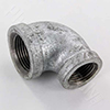 Galvanized 90° Reducing Elbow