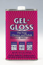 Gel-Gloss surface cleaner