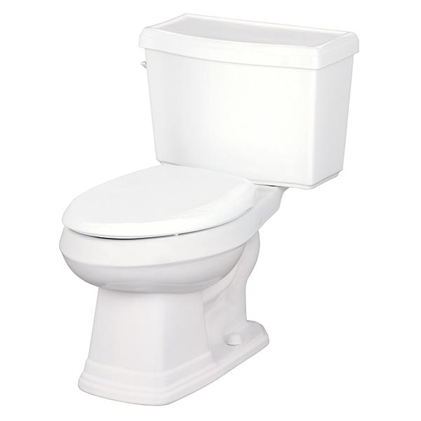 Gerber Allerton high efficiency two-piece toilet