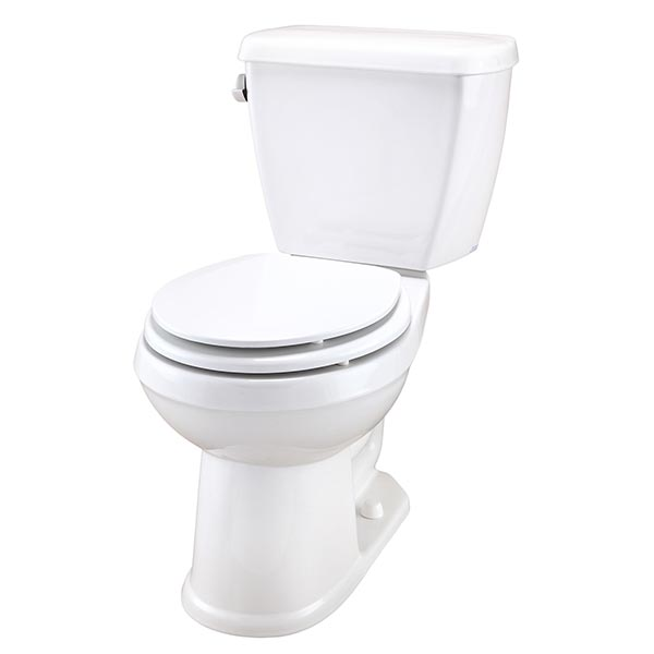 Gerber Avalanche Leak Sentry two-piece toilet - tank number LS-28-890