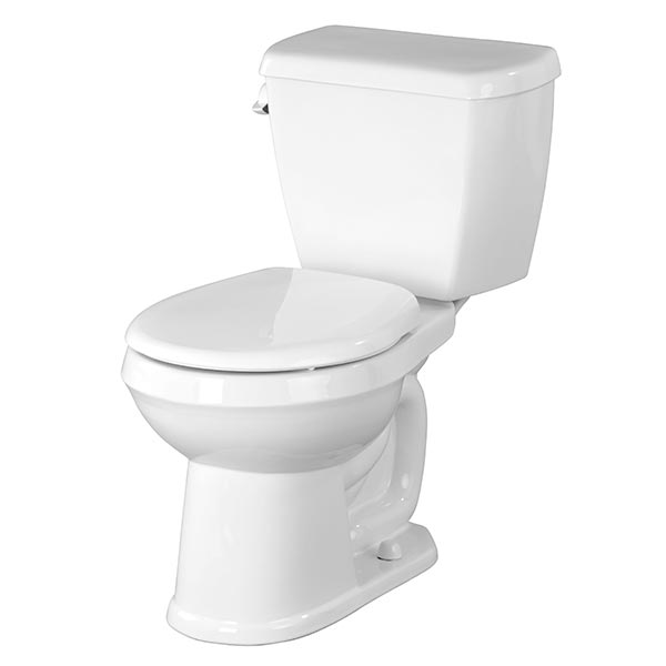 Gerber Avalanche two-piece toilet